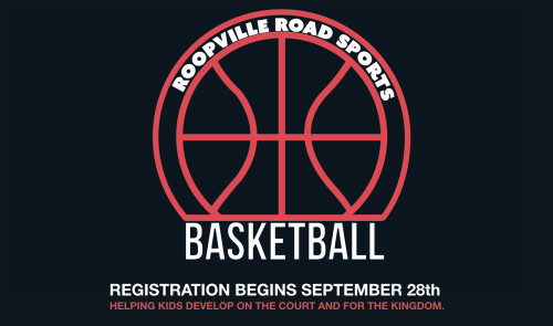 Roopville Road Basketball